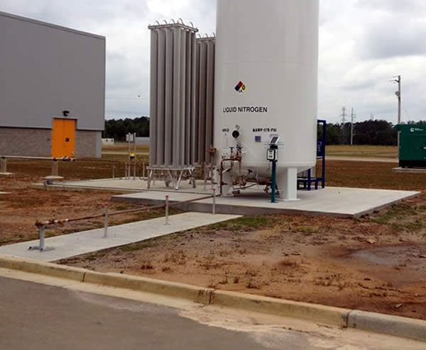 Commercial Concrete Services in Pinewood South Carolina