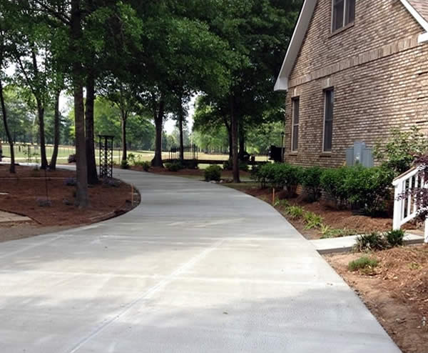 Concrete Driveway Installation in Ashwood South Carolina