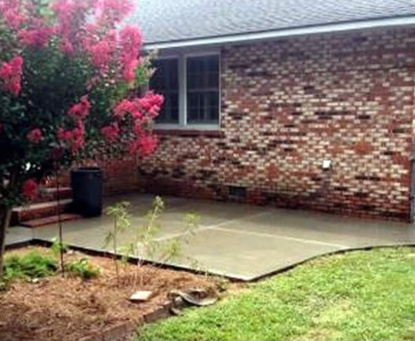 Concrete Installation Services in Wedgefield South Carolina